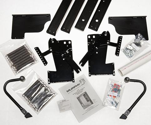 Elite Aluminum Hardware Kit