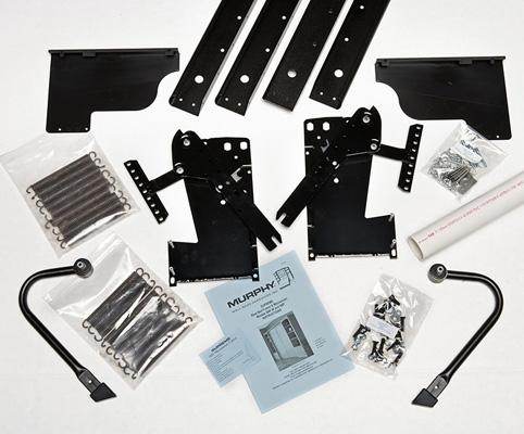 Supreme Steel Hardware Kit