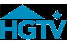 Featured on HGTV